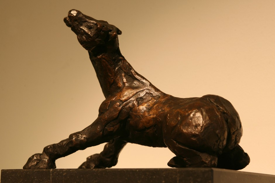 Opstaand Paard
